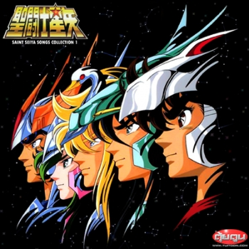 Saint Seiya Songs Collection