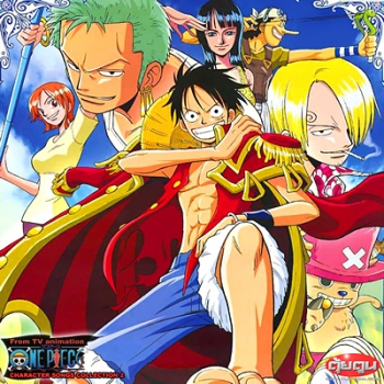 One Piece Character Songs 2