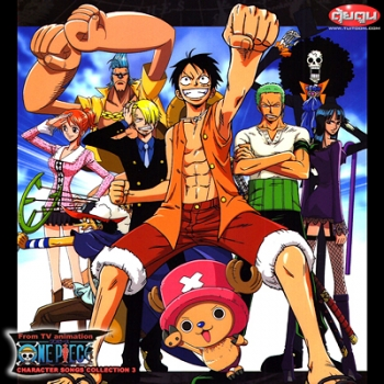 One Piece Character Songs 3