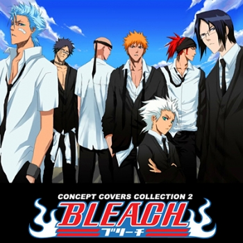 Bleach Concept Covers 2