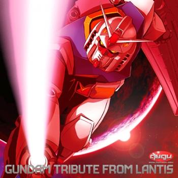 Gundam Tribute from Lantis