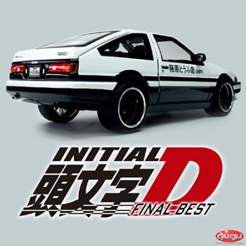 Initial D Final Best
