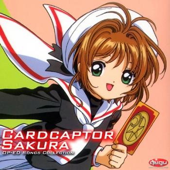 Cardcapter Sakura OP-ED Songs