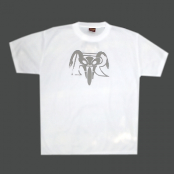 T-Shirt Rogo Kamen Rider 1 White