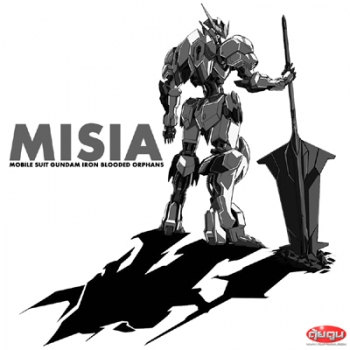 Mobile Suit Gundam Iron Blooded Orphans : Misia