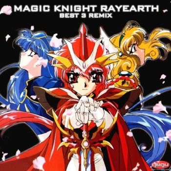Magic Knight Rayearth Best 3
