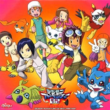 Digimon Adventure 02 Best Partner
