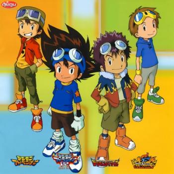 Digimon Adventure Music 100 Title Kinen Sakuhin