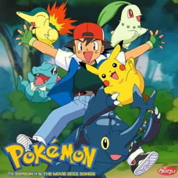 Pokemon Season 4 & The Movie 2001
